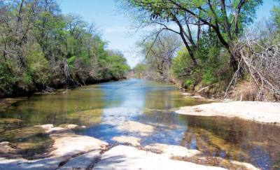 River Ranch County Park will be located between Leander and Liberty Hill with an entrance off Bagdad Road.