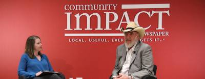 Ray Benson, frontman and co-founder of Asleep at the Wheel, talks with Amy Ellsworth, a general manager of Community Impact Newspaper, about Austin music.