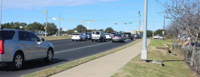 Intersection improvements are about to get underway on MoPac at Slaughter Lane and LaCrosse Avenue.