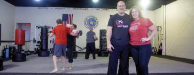Owners Robert and Valerie Webre decided to make a living off Robertu2019s passion for self-defense.