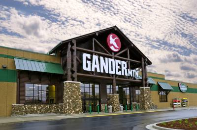 Gander Mountain store in Frisco will opening this fall.
