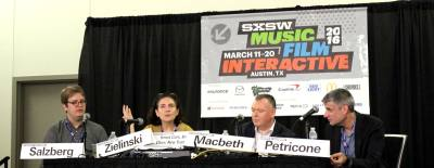 During a March 12 panel on connecting transportation technology during the 2016nSouth by Southwest Conferences & Festivals, panelists discussed data privacy.
