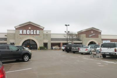 Signature Kroger on Main Street in Frisco is undergoing a major remodel.