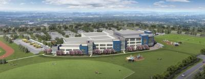 The British International School of Houston is one of three schools establishing a first campus in Katy. Currently under construction at 2203 Westgreen Blvd., upon completion it will have capacity for 2,000 students.
