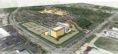 Baylor Scott & Whites Cancer Center will be located at the Round Rock location at 300 University Blvd.