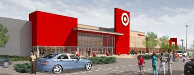 A new Target store Spring is due to open in 2017.