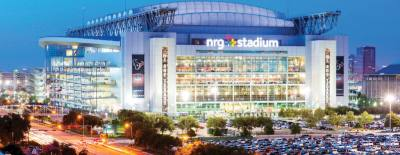 The 2017 Super Bowl will be held in Houston, which is preparing for 1 million attendees.