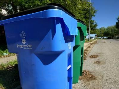 Progressive Waste Solutions provides trash pickup for Pflugerville