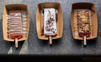 Steel City Pops is open at Domain Northside.