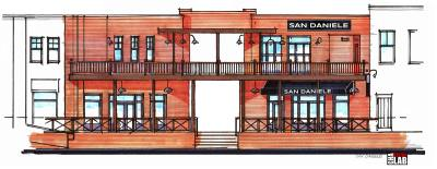 San Daniele is expected to open in August on Grapevine's Main Street.