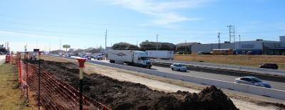 Lane closures are planned at I-35 and the Slaughter Creek overpass bridge this weekend.
