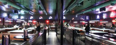 Ronnie and Laura Roark spent a half-million dollars in renovations to turn Warehouse Saloon and Billiards into Warehouse Billiard Bar.