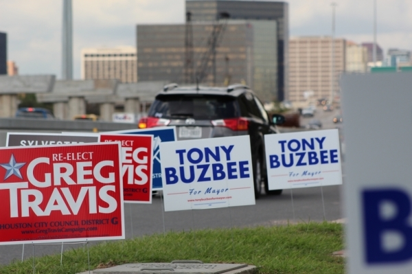 Dozens of candidates ran for Houston City Council at-large positions. (Matt Dulin/Community Impact Newspaper)