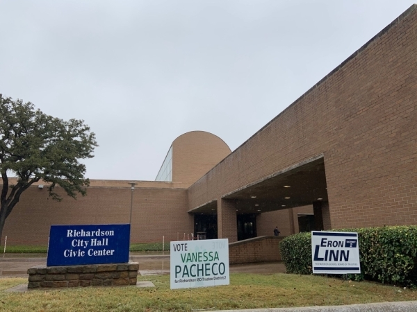Seven candidates are vying for seats to the Richardson ISD board of trustees.