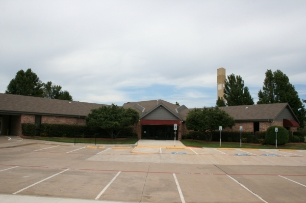 Colleyville City Council will consider turning the current senior center into a multigenerational recreation center. (courtesy city of Colleyville)