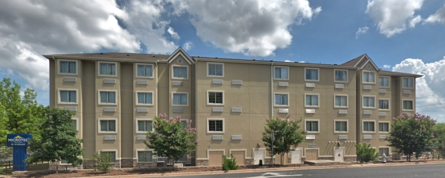 The Microtel Inn and Suites is located in Southeast Austin, only a 4.5-mile drive from the Austin-Bergstrom International Airport. (Courtesy Google Maps)