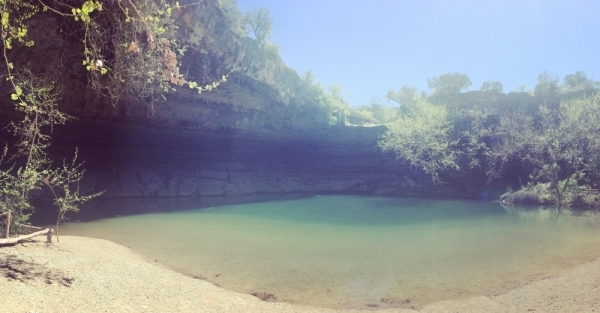 The proposed RV park is less than half a mile away from Hamilton Pool Preserve, which has caused some area residents to raise concern about environmental impact. Emma Freer/Community Impact Newspaper