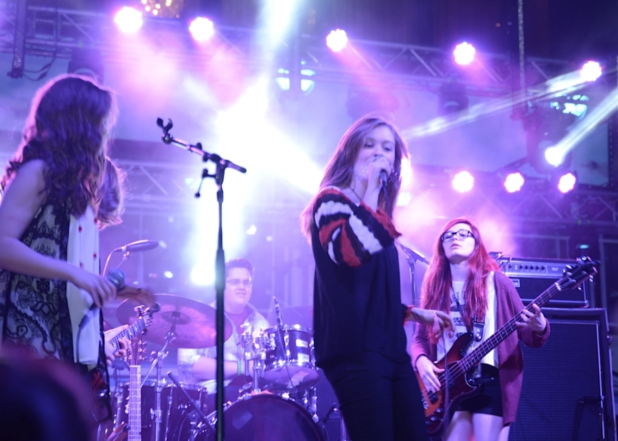 Students from The School of Rock will perform at the Ryman Auditorium on Jan. 5. (Courtesy School of Rock Nashville)
