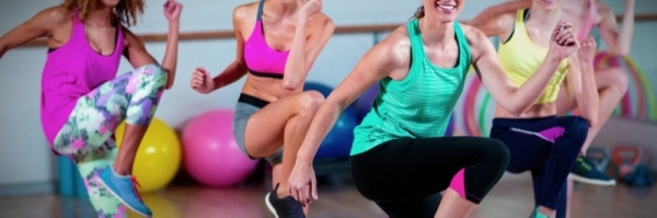 Sunshine REFIT offers dance fitness classes. (Courtesy Adobe Stock)