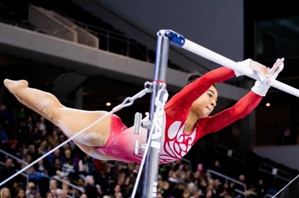 WOGA Gymnastics is home to Olympic champions Nastia Liukin, Carly Patterson and Madison Kocian. (Courtesy WOGA)