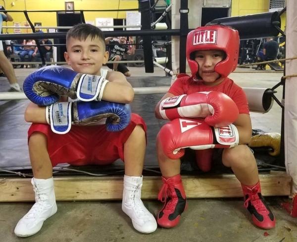 Children can train at Conroe Pound 4 Pound Boxing. (Courtesy Conroe Pound 4 Pound Boxing)