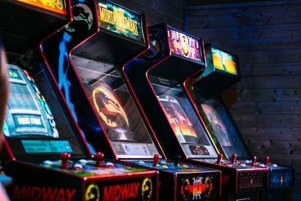 Arcade92 opened in downtown McKinney in December. (Courtesy Arcade92)