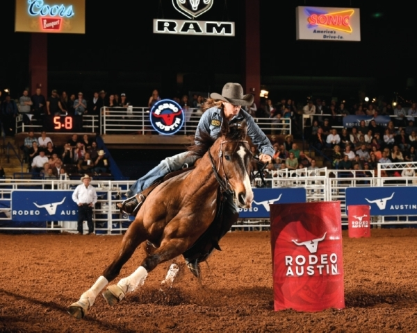 The Travis County Expo Center, which is home to Rodeo Austin, is the subject of a proposed expansion and redevelopment. However, without hotel occupancy tax revenue, county commissioners say they will have to divest from the property altogether. Courtesy Rodeo Austin