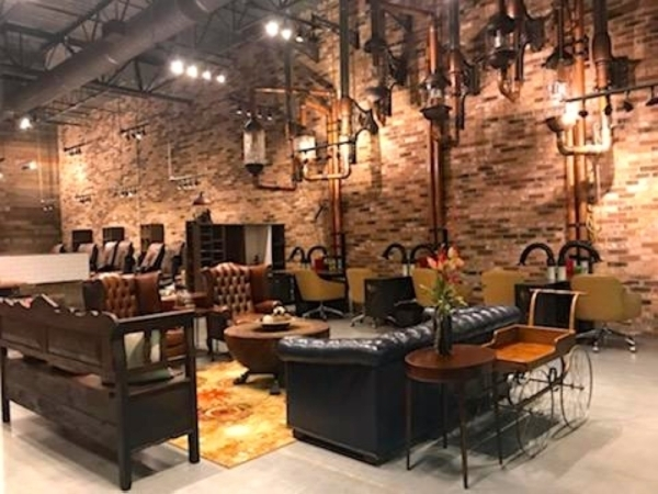 The Woodlands-based salon launched its second location in December. (Courtesy Karen Moyers)