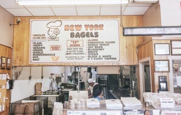 Courtesy New York Deli & Coffee Shop