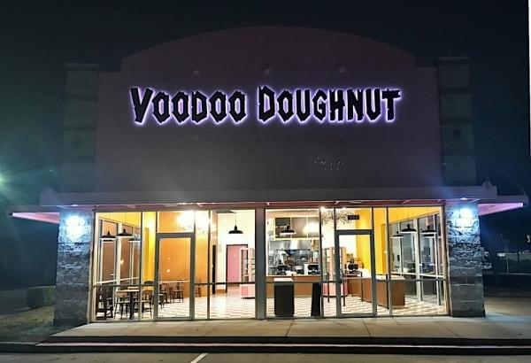 Courtesy Voodoo Doughnut