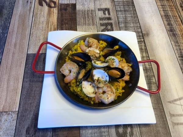 Mediterranean Pearl Seafood Grill  is now open. (Courtesy Mediterranean Pearl Seafood Grill)