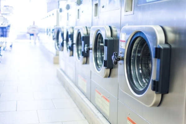 Zoom Express Laundry is opening in Richardson this year. (Courtesy Adobe Stock)