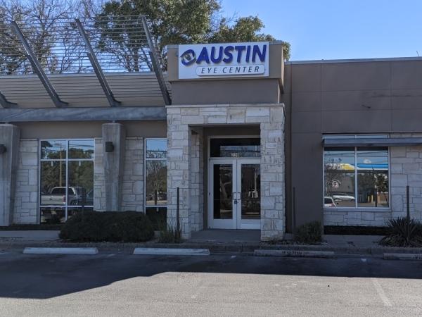 Austin Eye Center opened in December 2019 on Anderson Mill Road. (Courtesy Austin Eye Center)