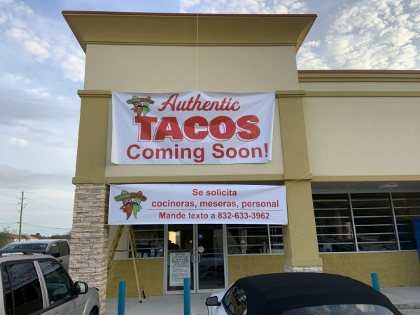 Los Hermanos Taqueria sets mid-February opening date. (Courtesy Los Hermanos Taqueria)