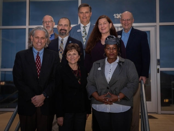 Pflugerville Community Development Corp.'s board of directors held its first meeting of the year Jan. 15. (Courtesy PCDC)