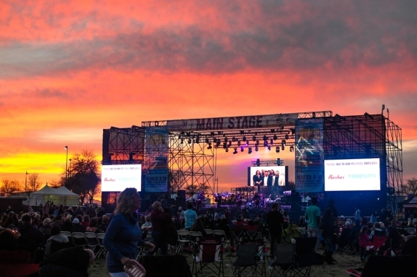 The 2020 performers for the Chandler Chamber Ostrich Festival were announced Jan. 21. (Courtesy Chandler Chamber Ostrich Festival)