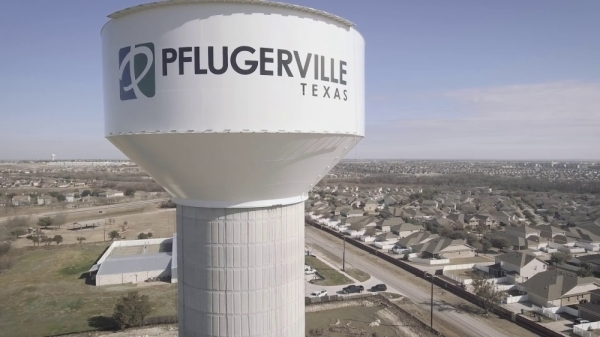 225 Oncor customers in Pflugerville were affected by an hour-long power outage Jan. 22. (Courtesy city of Pflugerville)