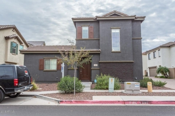 This home four-bedroom, three-bath home of 3,275 square feet at 435 N. Ranger Trail is an example of a home that was on the market in November.