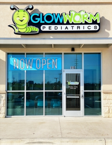 Glowworm Pediatrics, a pediatrics center providing services such as X-rays, vaccinations, concussion tests and wellness check-ups, opened in Hutto Jan. 19. (Courtesy Glowworm Pediatrics)