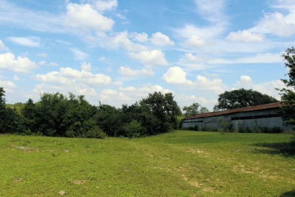 San Marcos City Council voted to buy 102 acres not far from Windemere Farms, also along Sink Creek, in 2017. (Marie Albiges/Community Impact Newspaper)