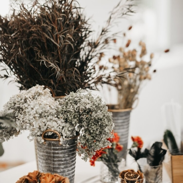 The Floral Bar opened Jan. 24 in Roanoke. (Courtesy The Floral Bar)