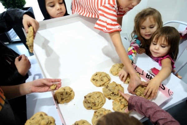 Crumbl Cookies will open in Atascocita in February. (Courtesy Crumbl Cookies)