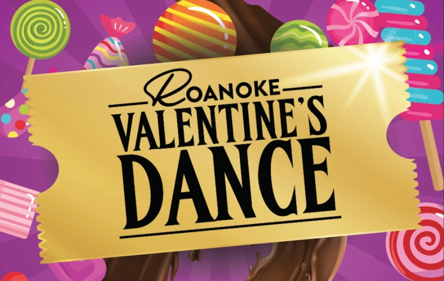 The Roanoke Vantine's dance will take place Feb. 7. (Courtesy city of Roanoke)