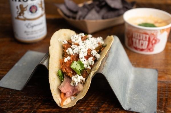 Velvet Taco will open a Richardson location this summer. (Courtesy Velvet Taco)