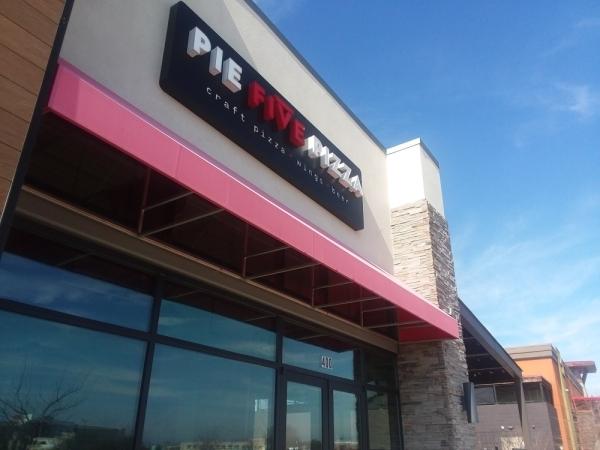 Pie Five Pizza closed its Preston Road location in January. (Daniel Houston/Community Impact Newspaper)