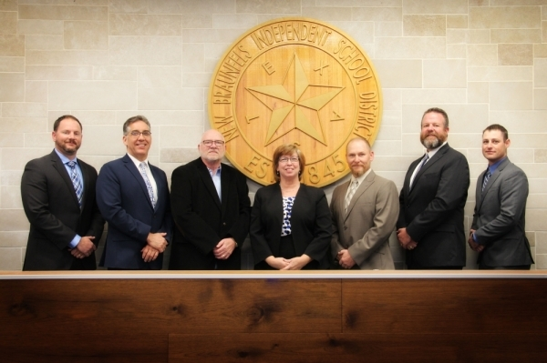 Applications for single-member trustee seats for New Braunfels ISD District 2 and District 4 will be accepted until Feb. 14 for the May 2 election. (Courtesy New Braunfels ISD)