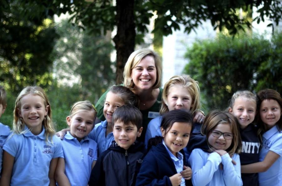 Jennifer Morgan began her career at Trinity as a kindergarten teacher in 2000. (Courtesy Trinity Episcopal School)