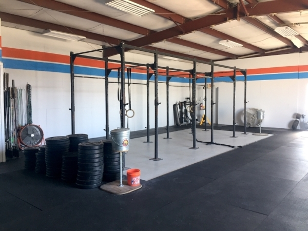Milestone CrossFit is located at 641 W. Front St., Hutto. (Taylor Jackson Buchanan/Community Impact Newspaper)
