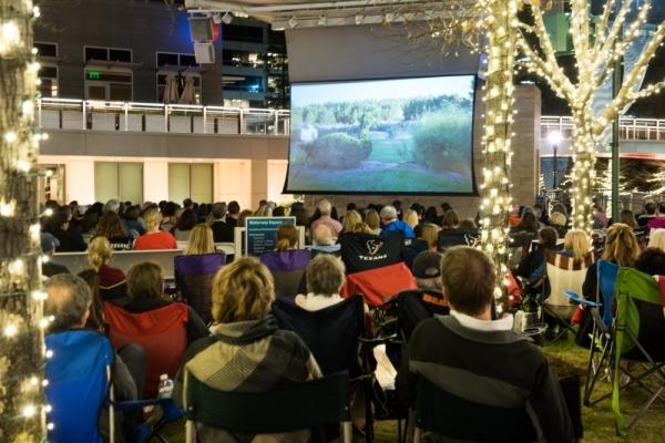 Thursday nights at the festival focus on a series of short film screenings. (Courtesy Inspire Film Festival)