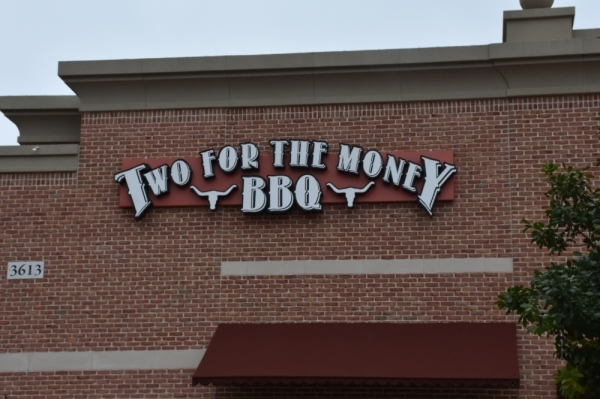 Two for the Money is Dale Wamstad's latest culinary project. (Makenzie Plusnick/Community Impact)